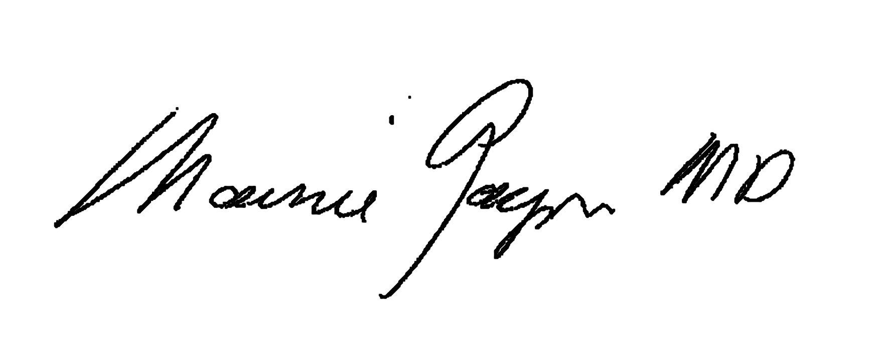 Gaspar-Signature